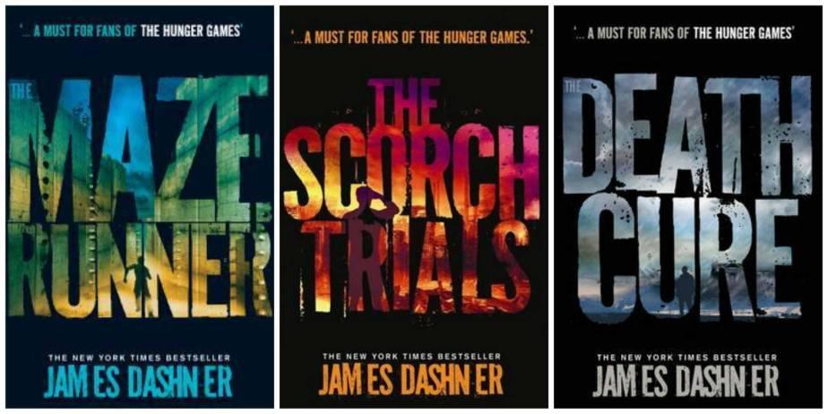 The-Maze-Runner-Trilogy